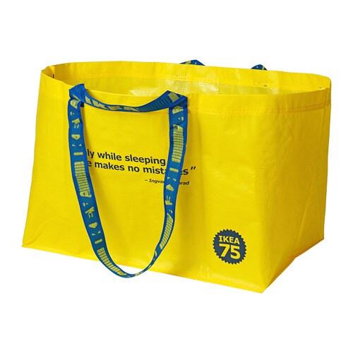 vÄrldsbra shopping bag large ikea