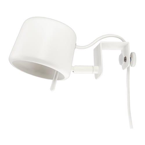 VARV Clamp spotlight, white white -