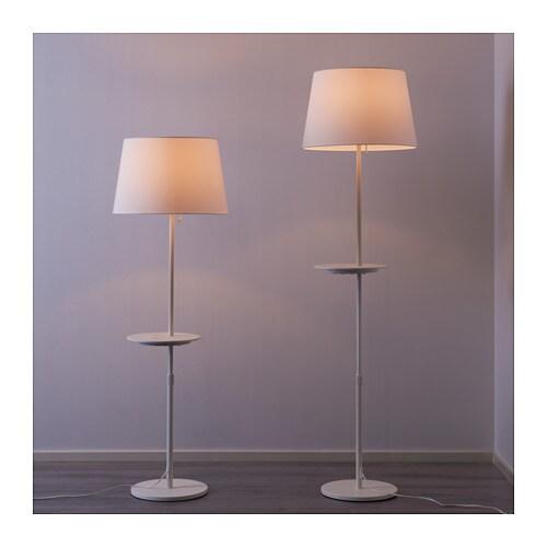 Varv floor lamp base wchargingled bulb ikea aloadofball Gallery