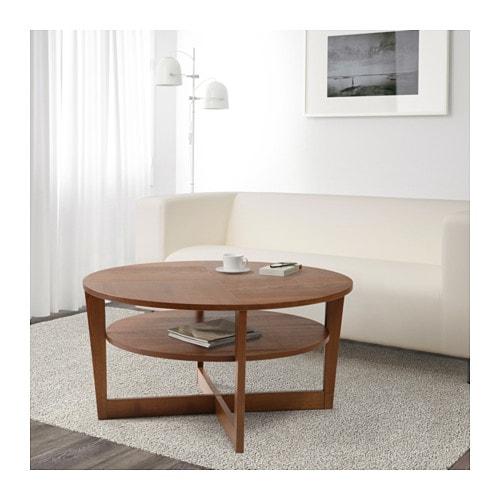 VEJMON Coffee table brown IKEA