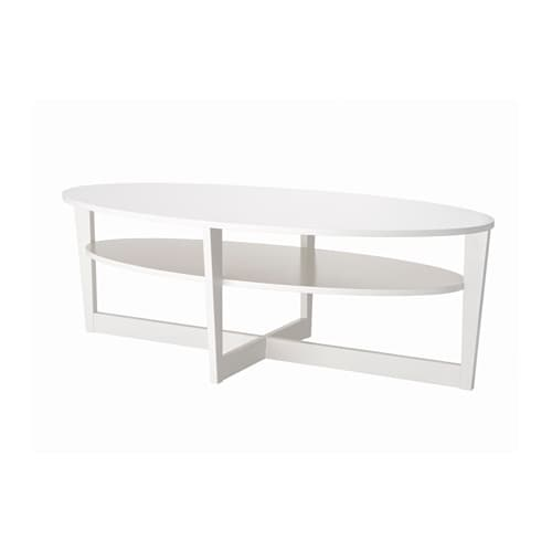 vejmon coffee table white ikea. Black Bedroom Furniture Sets. Home Design Ideas