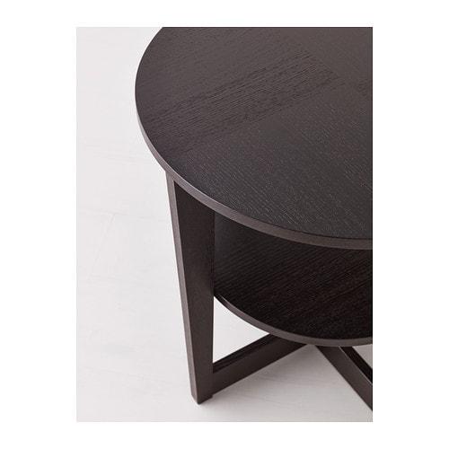 Side Table vejmon side table - brown - ikea