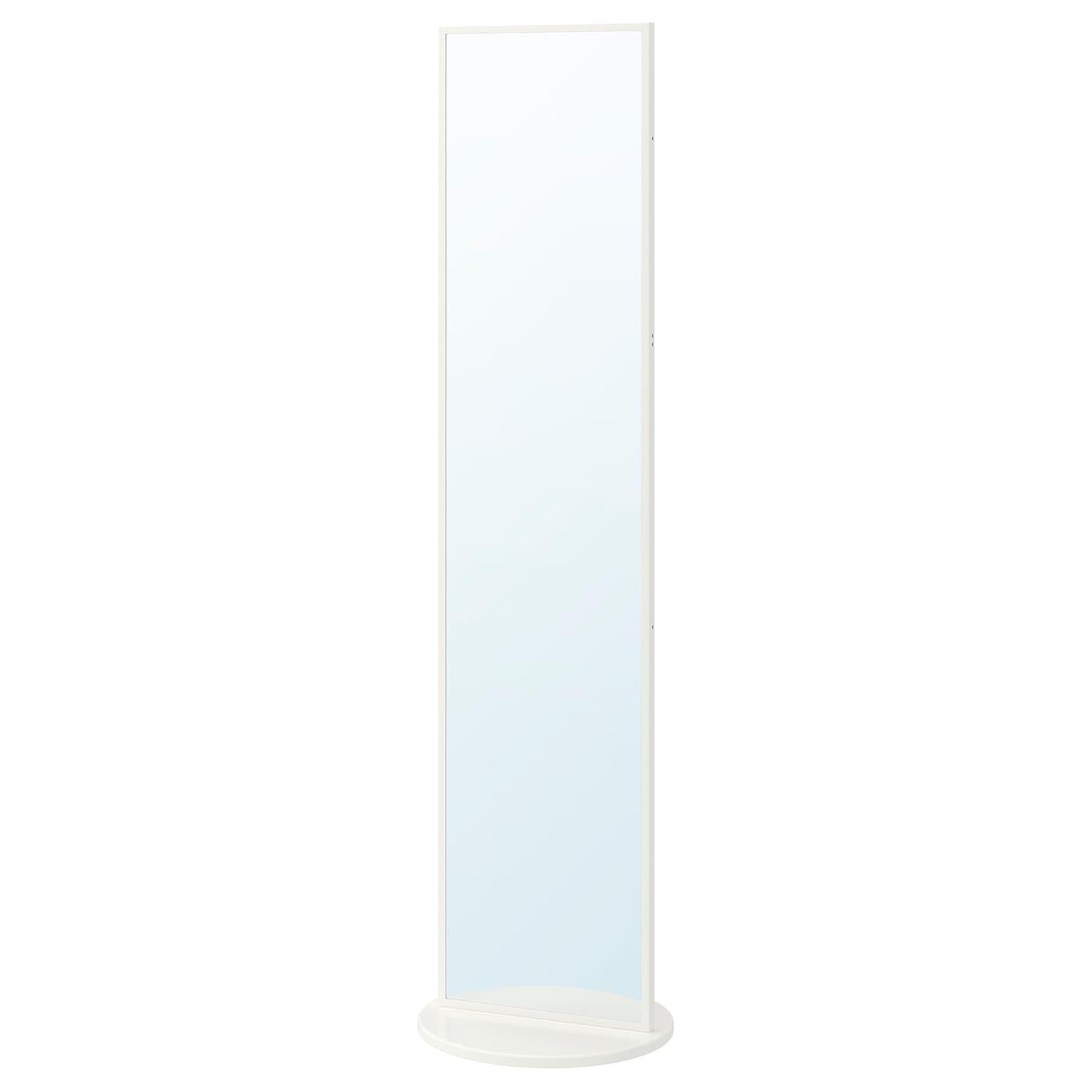 Vennesla Floor Mirror White 17 3 4x69 7 8 Ikea