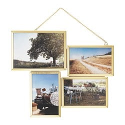 VESSIGE collage frame for 4 photos