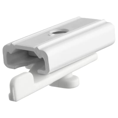 VIDGA ceiling bracket white 1/4 ""