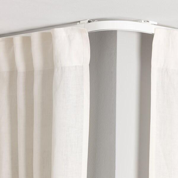 Vidga Corner Piece Single Track White