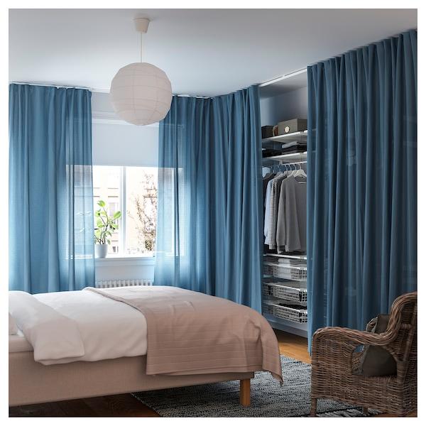 VIDGA Corner room divider, white