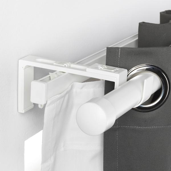 "VIDGA curtain rod holder white 2 7/8 """