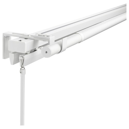 IKEA VIDGA Triple track and rod set