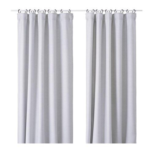 VILBORG Curtains, 1 Pair   IKEA