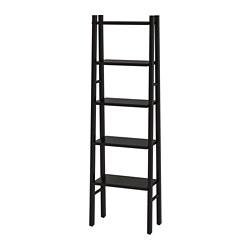 Terrific Vilto Shelf Unit Black Ikea Interior Design Ideas Clesiryabchikinfo
