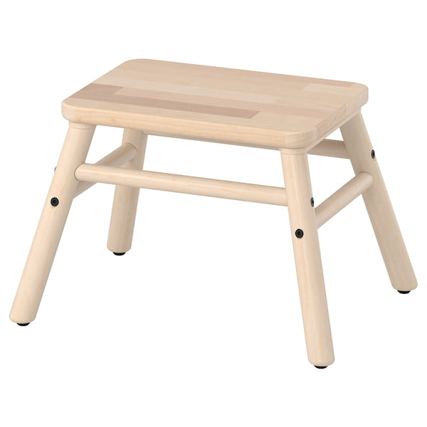 Excellent Step Stool Vilto Birch Evergreenethics Interior Chair Design Evergreenethicsorg