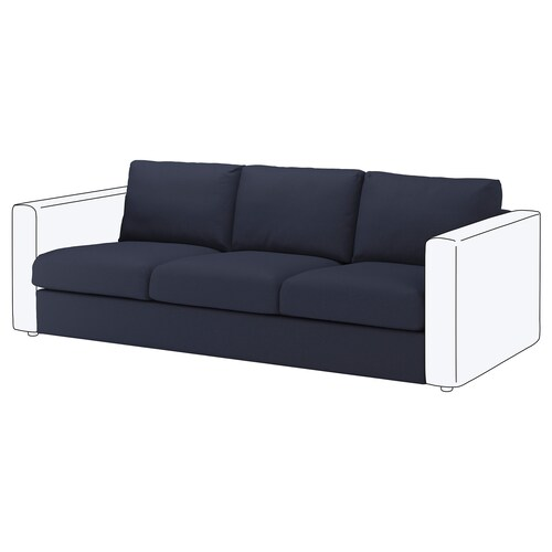 IKEA VIMLE Sofa section