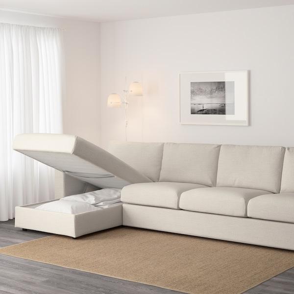 IKEA VIMLE Sectional, 4-seat