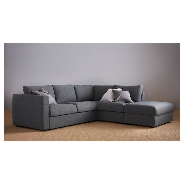Vimle Corner Sleeper Sofa 4 Seat With