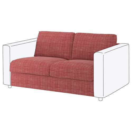 IKEA VIMLE Cover for loveseat section