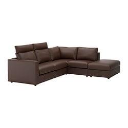 Leather & coated fabric sofas - IKEA