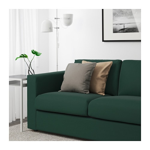 sofa green 699 99 beachside green sofa clic casual cotton. Black Bedroom Furniture Sets. Home Design Ideas