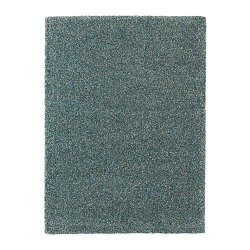 VINDUM Rug, high pile, blue blue-green blue-green 6 ' 7