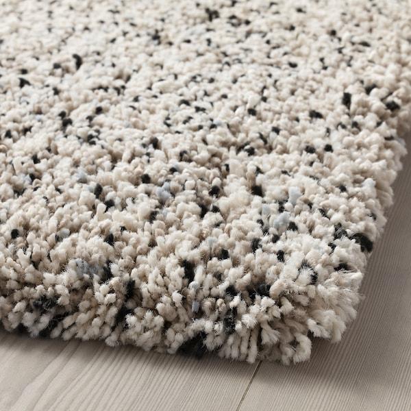 Vindum Rug High Pile White 6 7 X8