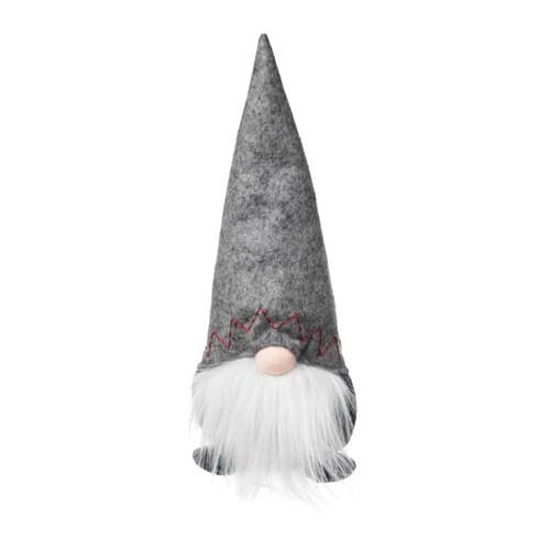 VINTER 2017 Decoration, Santa Claus, gray