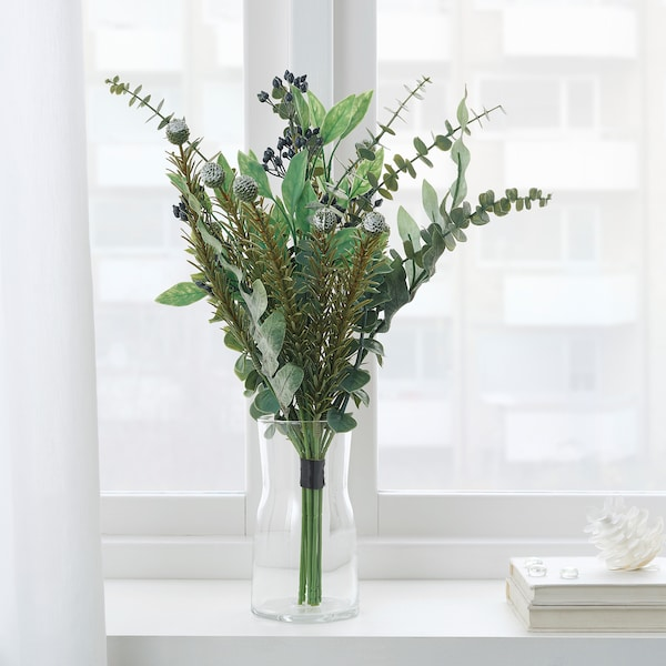 IKEA VINTERFEST Artificial bouquet