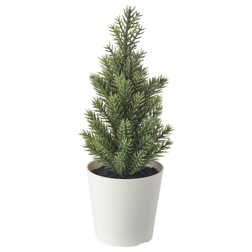 IKEA VINTERFEST Artificial potted plant with pot