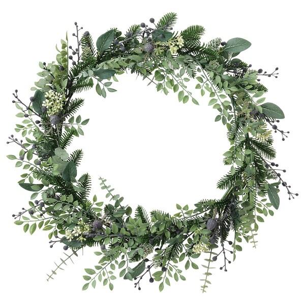 IKEA VINTERFEST Artificial wreath