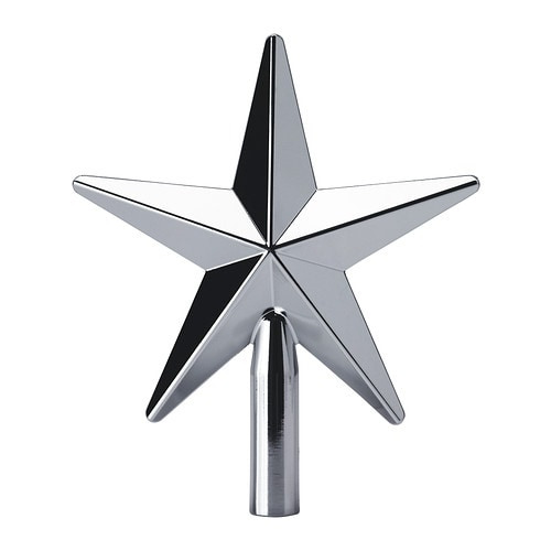 VINTERMYS Tree topper, star