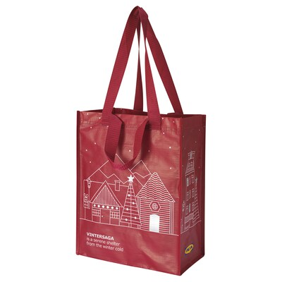"VINTERSAGA Bag, 11 ¾x15 """
