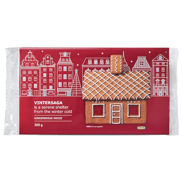 IKEA VINTERSAGA Gingerbread house
