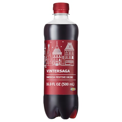 VINTERSAGA Swedish festive drink, 17 oz