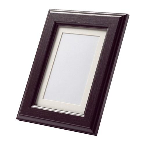 VIRSERUM Frame, dark brown dark brown 7 ¾x9 ¾