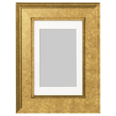 VIRSERUM Frame, gold, 4x6 ""