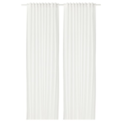 IKEA VIVAN Curtains, 1 pair
