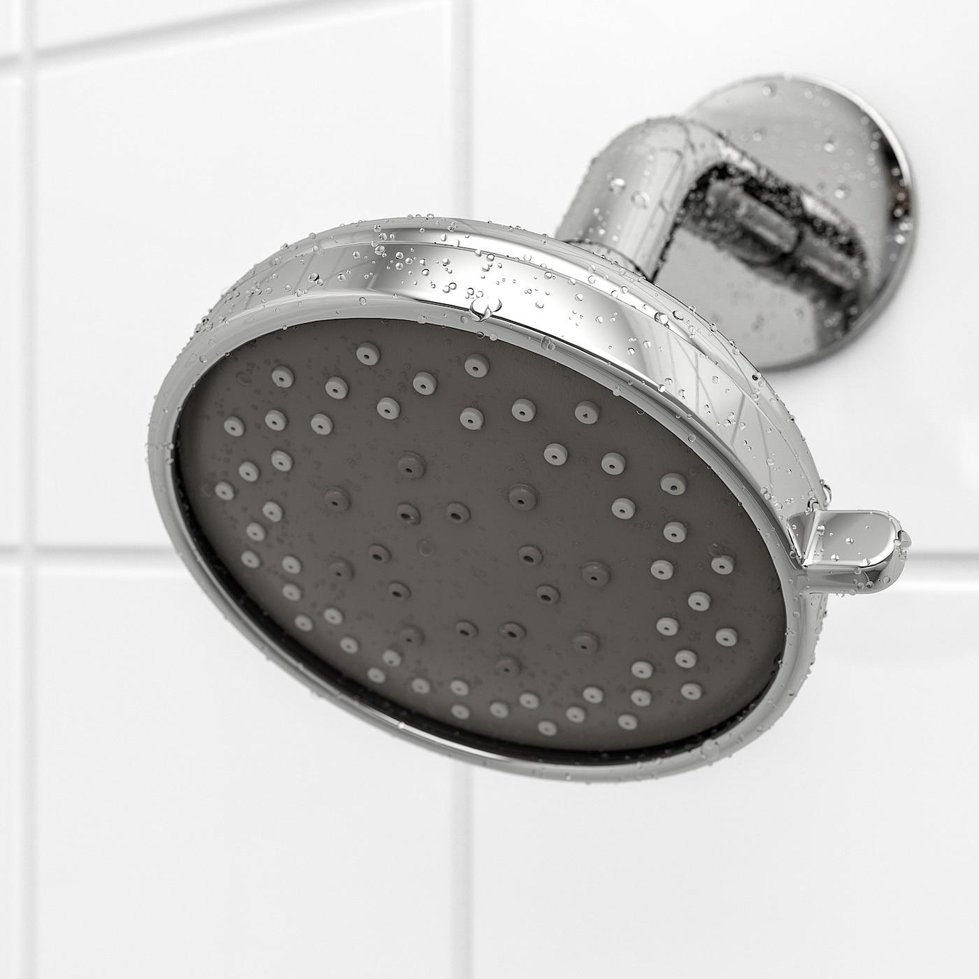 VOXNAN 5-spray shower head, chrome plated