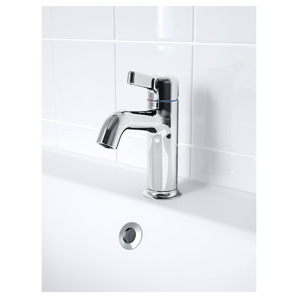 VOXNAN Bath faucet with strainer, chrome plated