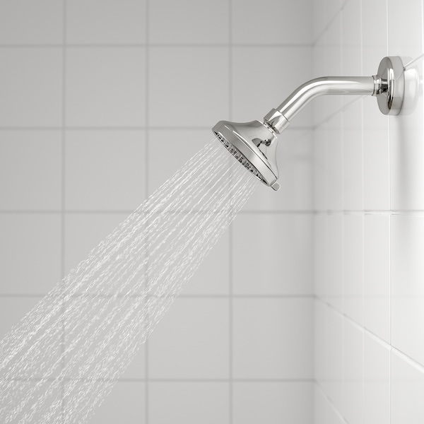 VOXNAN Showerhead with thermostatic faucet, chrome plated
