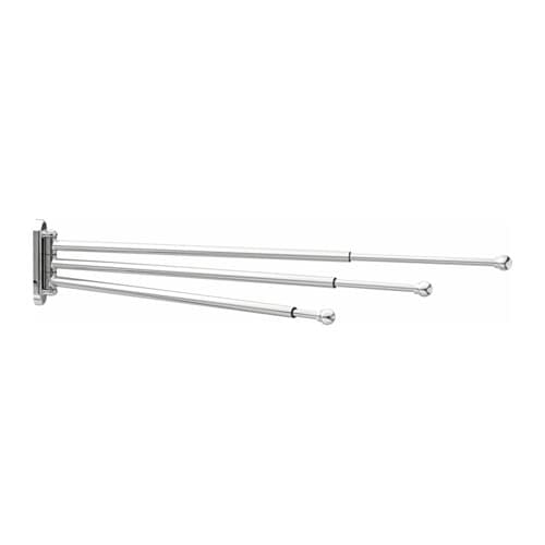 VOXNAN Towel holder, chrome effect chrome effect -