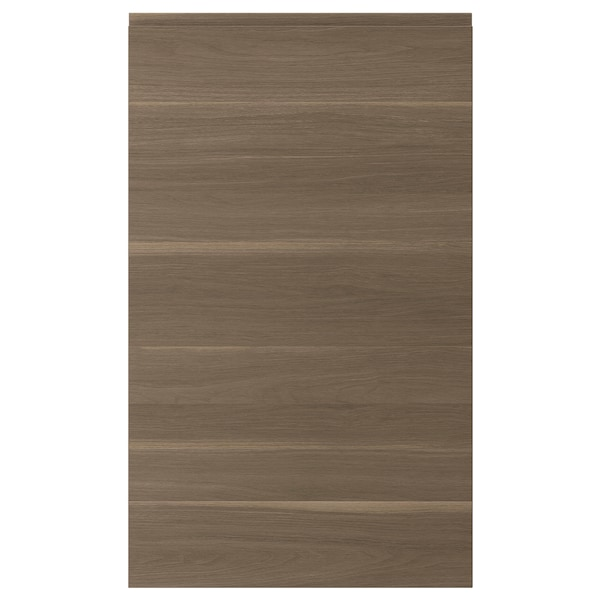 "VOXTORP door walnut effect 24 "" 40 "" 24 "" 39 7/8 "" 7/8 """