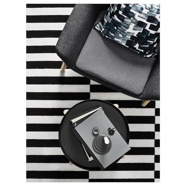 "YPPERLIG coffee table dark gray/birch 15 3/4 "" 19 5/8 """