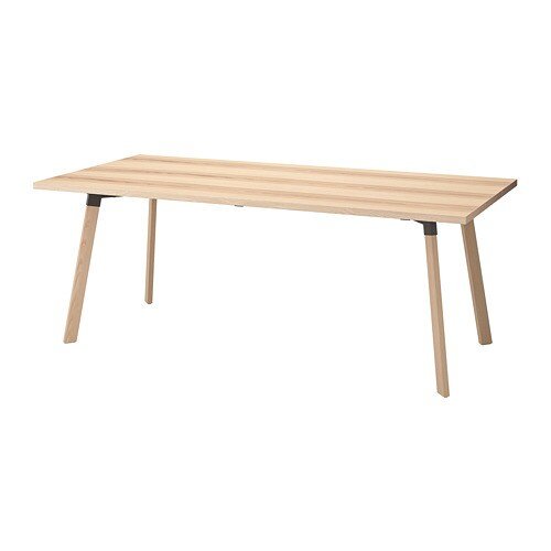 Groovy Ypperlig Table Ash Download Free Architecture Designs Rallybritishbridgeorg