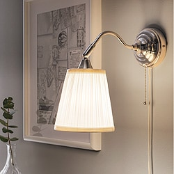 Bedroom lighting lamps ikea go to wall lamps aloadofball Image collections