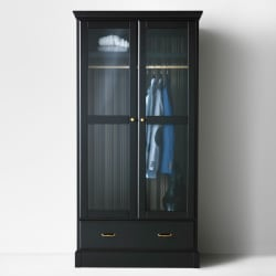 bedroom clothes storage ikea. Black Bedroom Furniture Sets. Home Design Ideas