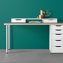 office desk design diy go to table tops legs desks tables ikea
