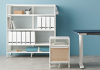 All office furniture series ikea