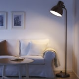 go to floor lamps - Lighting For A Living Room