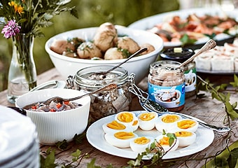Swedish Midsummer collection