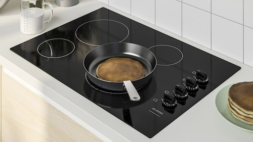 Ceramic glass cooktops